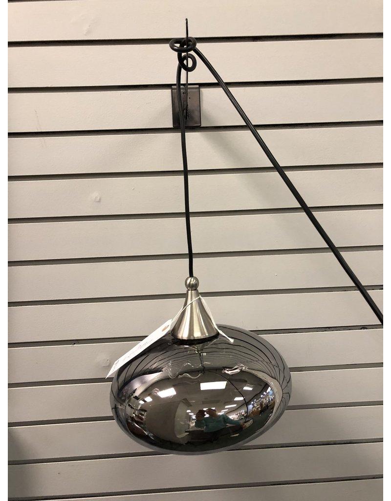 Wrought Studio Scalf 1-Light Teardrop Pendant