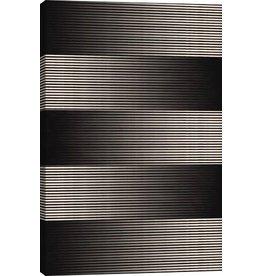 East Urban Home Modern Art- Grayscale' Graphic Art Print
