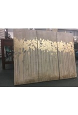 Willa Arlo Interiors Sandy Forest' 3 Piece Painting Print Set
