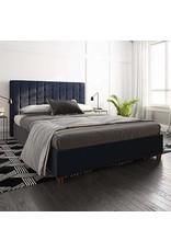 DHP Emily Upholstered Bed - Full