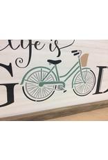Life Is Good Wall Art