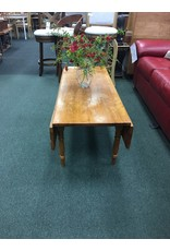 Pine Drop Leaf Coffee Table