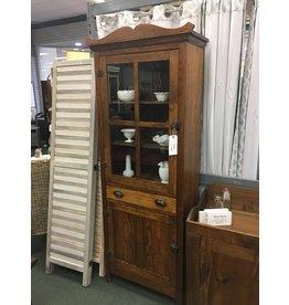 Narrow Pine Cabinet