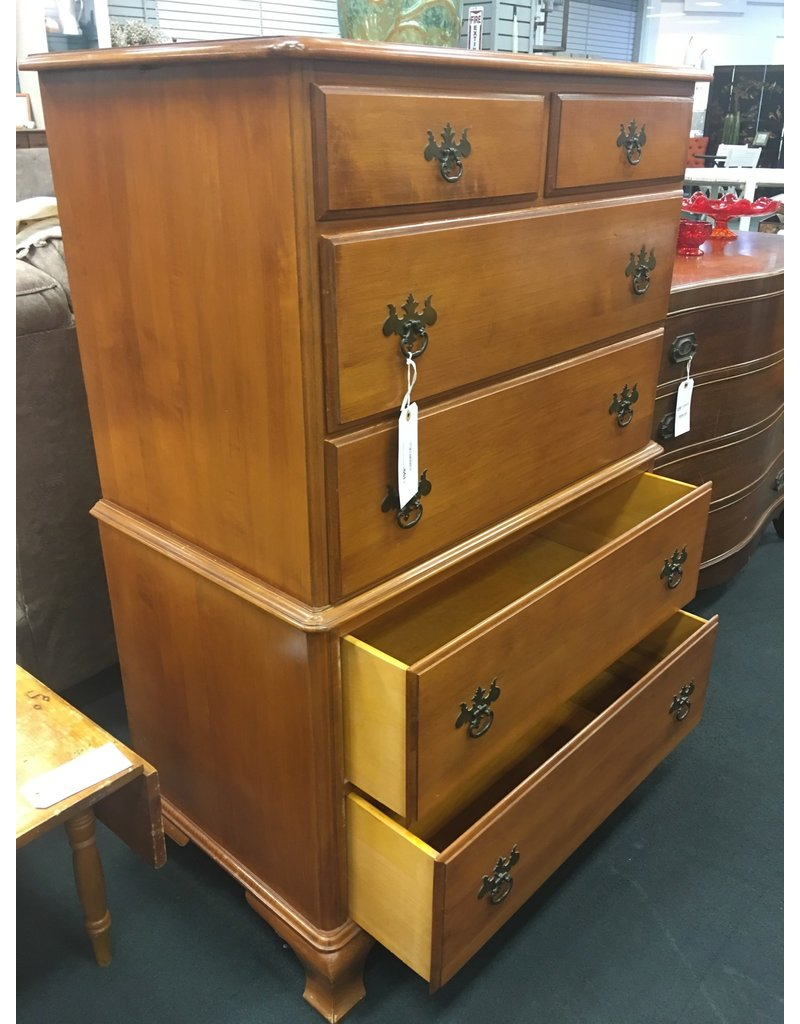 Kling Maple Chest on Chest