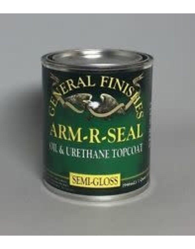 General Finishes QT Arm-r-seal Topcoat Semi Gloss