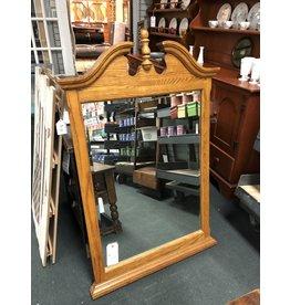 Oak Federal Style Mirror