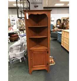 Whitney Open Top Corner Cabinet with Door by Whitney