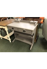 Driftwood Painted Captain's Desk