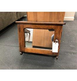 Vintage Mirrored Medicine Cabinet