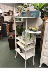 Seagull Gray Painted Display Shelf