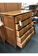 Harmony House French Style Maple Chest of Drawers
