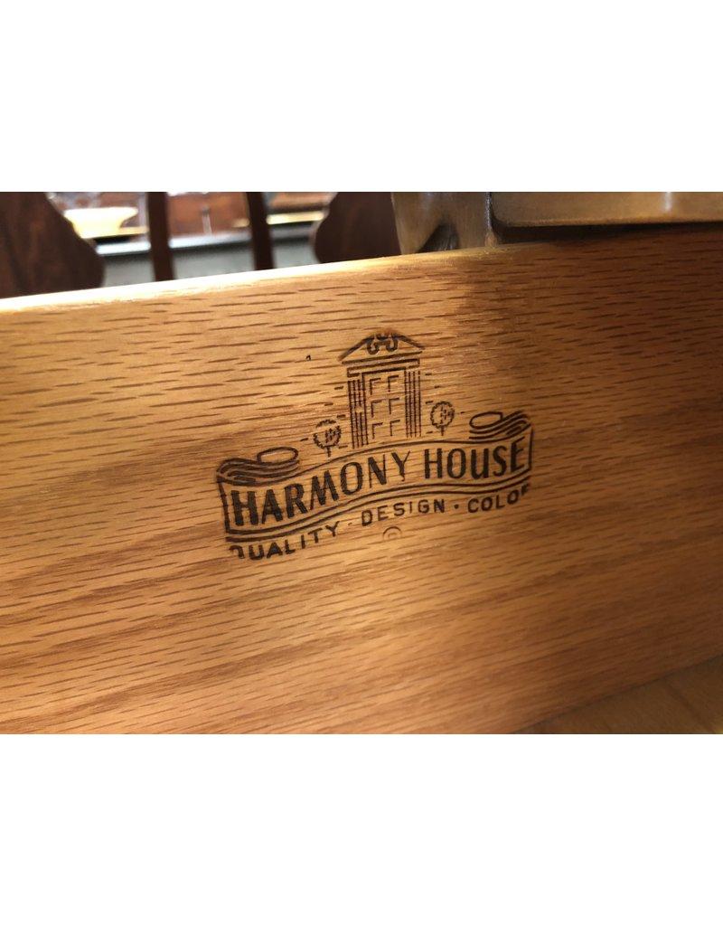 Harmony House French Style Maple Dresser w/ Mirror