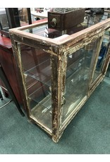 Antique Primitive Show Case