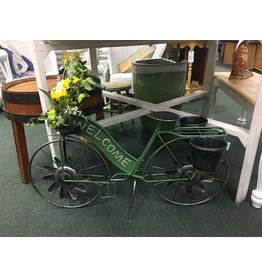 Solar Wind Pinwheel Bike