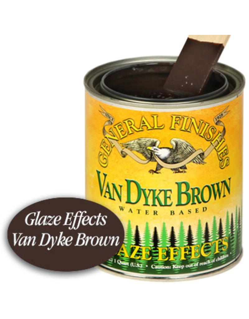 General Finishes PT GL Van Dyke Brown