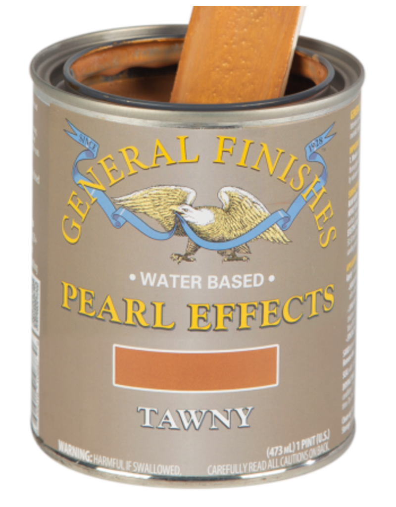 General Finishes PT PE Tawny