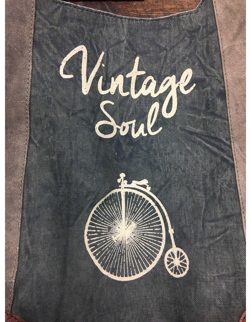 Vintage Soul Tote