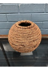 Round Rope Vase