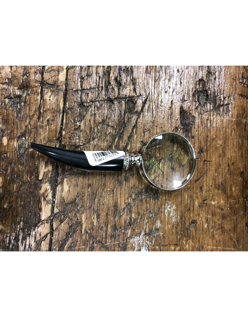 Small Magnifying Glass w/ Horn