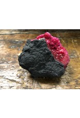 Red Geode Stone