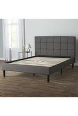 Zipcode Design Colby Upholstered Platform Bed - Full