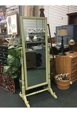Green Full Length Standing Mirror