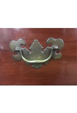 Kling Kling Cherry Chest on Chest w Fan Carved Drawer