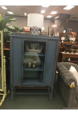 Blue Moon Painted Curio Cabinet