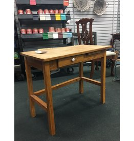 Kids Oak Desk w Drawer