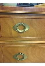 3 Drawer Bow Front Dresser