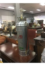 Vintage Fire Extinguisher Lamp