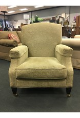 Baker Furniture Milling Road Armchair by Baker