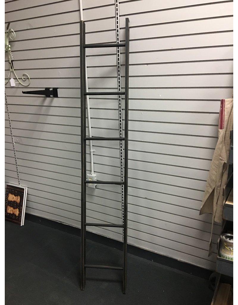 "Black Ladder, 72"""