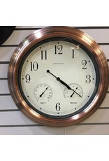 "Darby Home Co Brent 18"" Wall Clock"