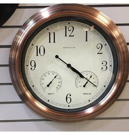 """Darby Home Co Brent 18"""" Wall Clock"""