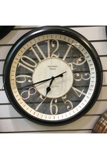 Round Wall Hanging Clock