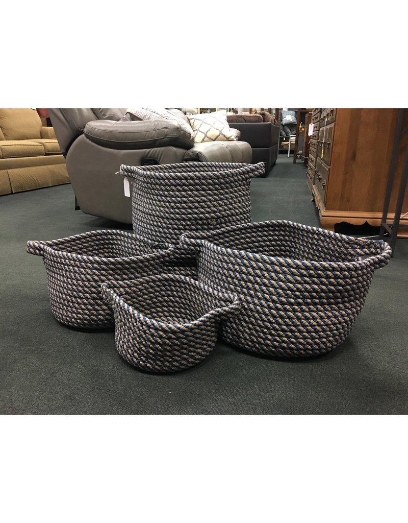 Longshore Tides Polypropylene Basket Set