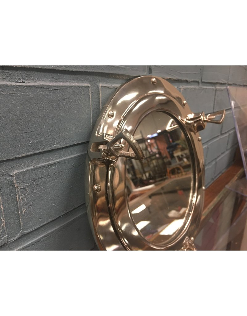 Beachcrest Home Ship Porthole Traditional Accent Mirror