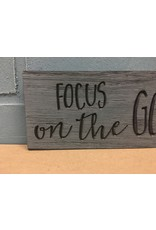 """Focus on the Good Sign 8"""""""