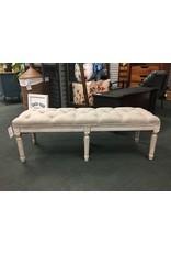 Three Posts Dahlonega Upholstered Bench