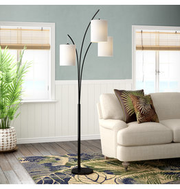 "Zipcode Design Aldora 83.5"" Tree Floor Lamp"