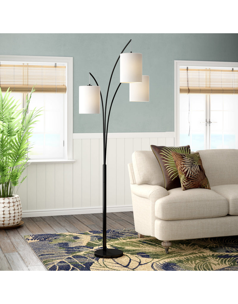 """Zipcode Design Aldora 83.5"""" Tree Floor Lamp"""