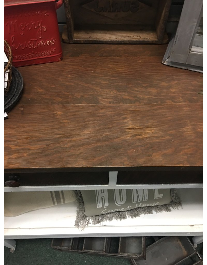 2 Tone Kitchen Cart w 2 Drawers