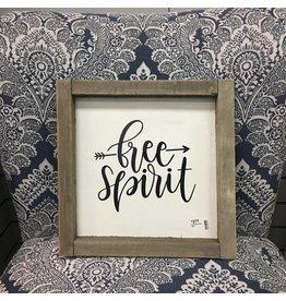 Free Spirit Box Sign