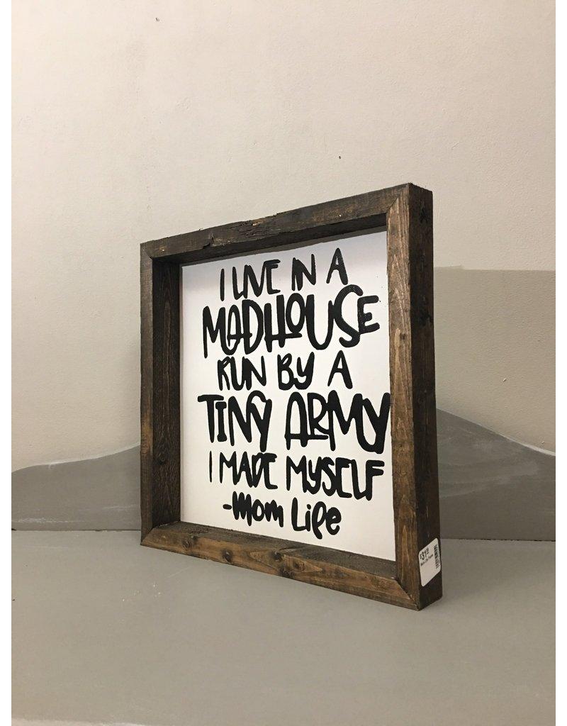 Mom Life Frame