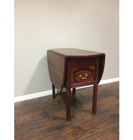 Drop Leaf Table w 1 Drawer
