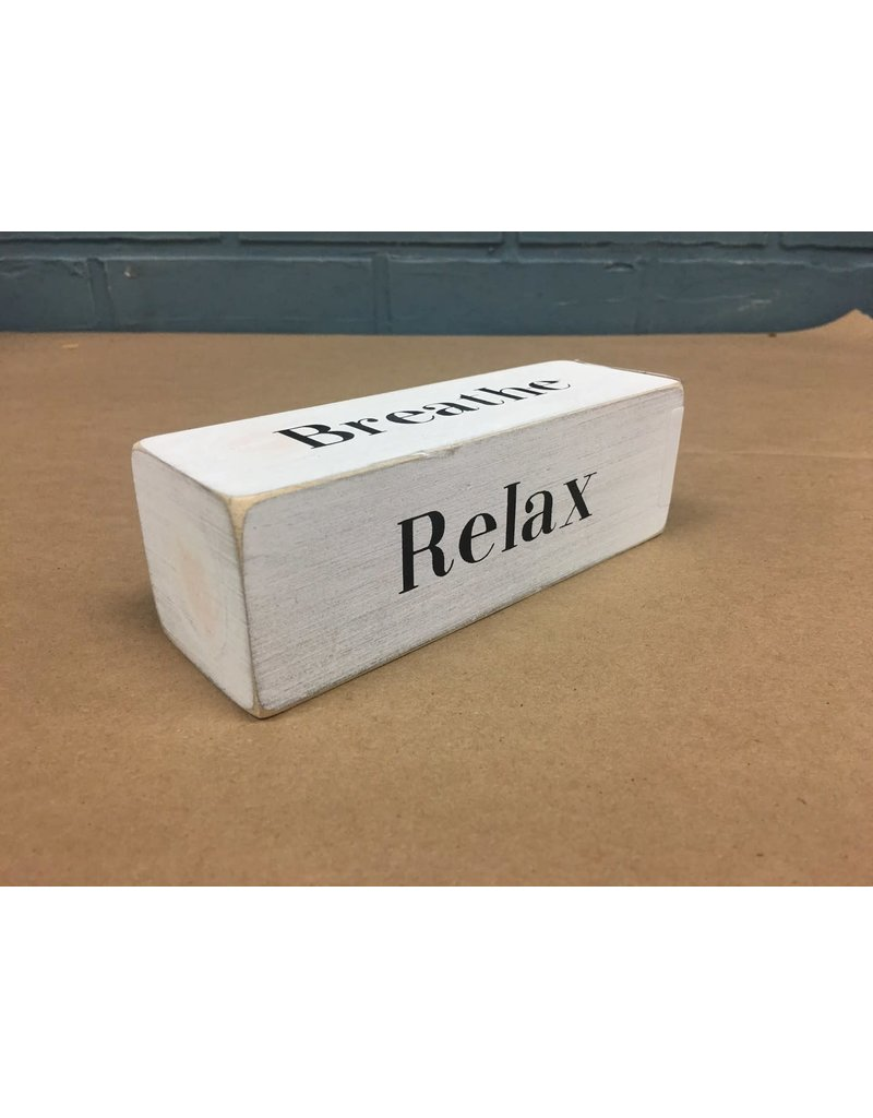 Relax Four-Sided Block