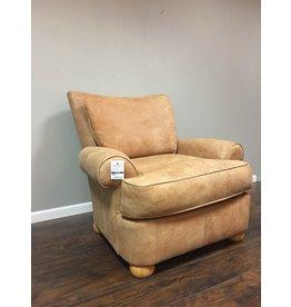 Bauhaus Tan Club Chair