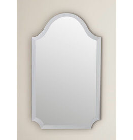 Willa Arlo Interiors Dariel Tall Arched Scalloped Wall Mirror