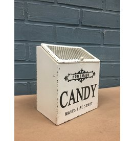 Homemade Candy Box